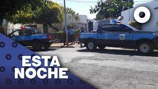 El Reporte | Policía mantiene 20 casas cercadas en víspera de lanzamiento de coalición opositora