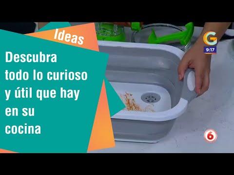 Descubra todo lo curioso y útil que debería tener en su cocina   Ideas