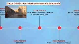 DATOS PRIMEROS 6 MESES PANDEMIA