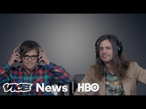 Weezer New Music Corner Ep. 3: VICE News Tonight (HBO)