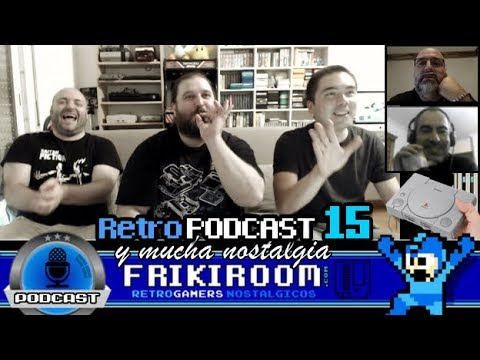 FrikiRoom Podcast (Directos)