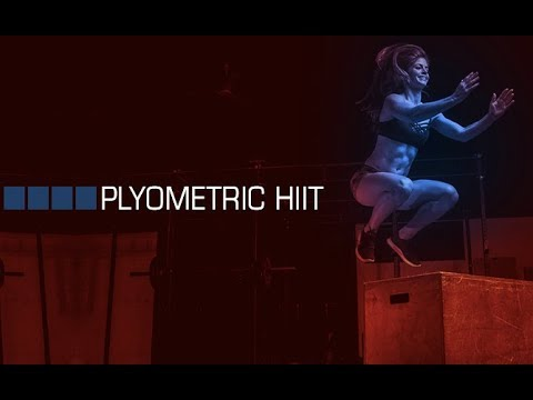 Plyometric HIIT Workout (BURN FAT FAST!!)