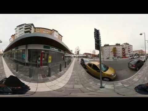 Promenad genom Rinkebystråket i VR