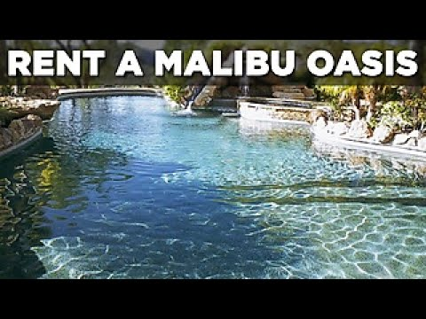Tour a Tranquil Malibu Oasis for Rent - HGTV