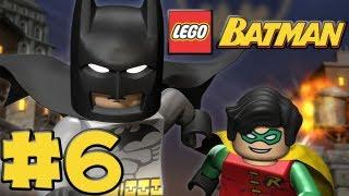 LEGO Batman - Episode 6 - There She Goes Again (HD Gameplay Walkthrough)