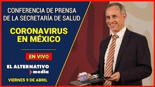 Avanzan ocho estados a SEMÁFORO VERDE | Viernes 9 de abril de 2021
