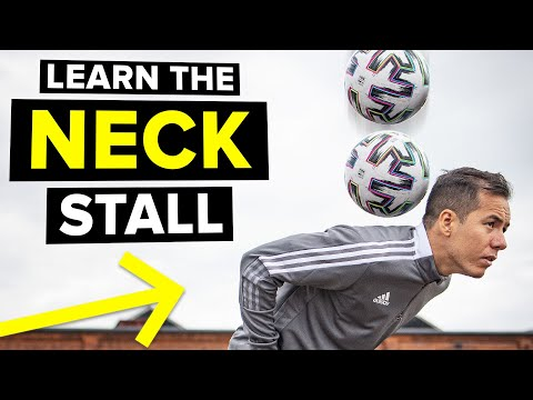LEARN THE NECK STALL in 3 easy steps