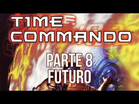 Time Commando (1996) - PC - Fase 8 Futuro