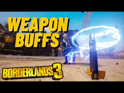 Hotfixes Are Back! Weapon Buffs and New Events! Borderlands 3