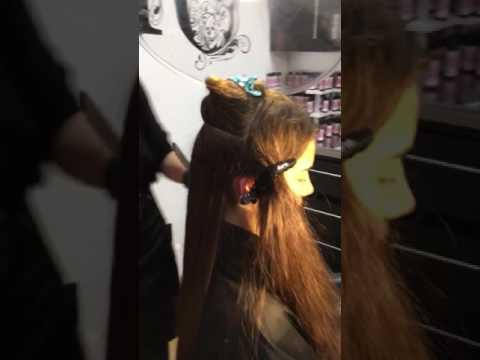 Keratin Hair Treatment With NO Fumes - Aerovex Systems