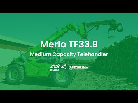 Merlo Turbofarmer TF33.9 CS