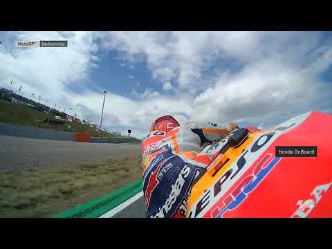 Repsol Honda OnBoard: HJC Helmets Motorrad Grand Prix Deutschland