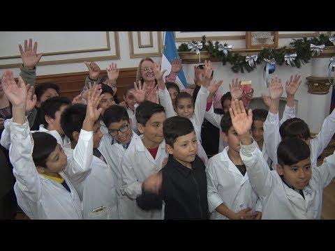 """Los Coros Escolares cerraron el Ciclo """"Por una Educación Pública, Popular e Inclusiva"""""""
