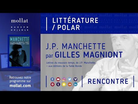 Vidéo de Jean-Patrick Manchette