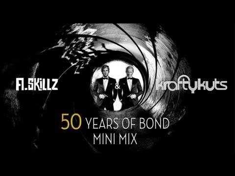 To już 50 lat z Agentem 007!