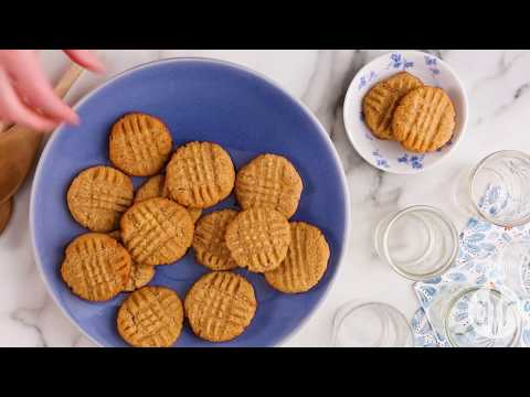 How to Make Low-Carb Almond Cinnamon Butter Cookies   Low-Carb Recipes   Allrecipes.com