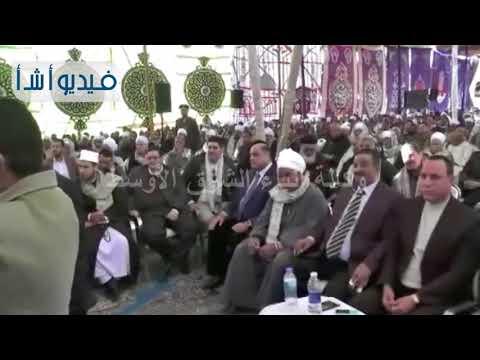 بالفيديو: محافظ سوهاج فى جلسة صلح بمركز المنشاة العام الحالى