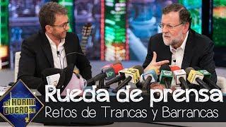 Mariano Rajoy recuerda a un rival político:
