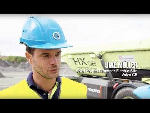 Electric Site - Meet Uwe Muller