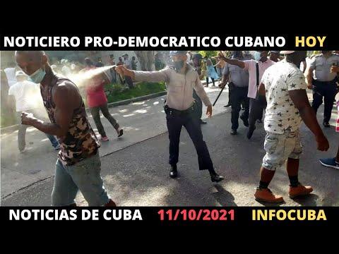 Noticias de Cuba Hoy *** Activistas Cubanos !!! Victimas de Fuerte Operativo Policial