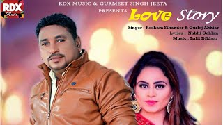Jindagi – Punjabi Video Song | Singer: Resham Shikandar | RDX Music Entertainment Co.