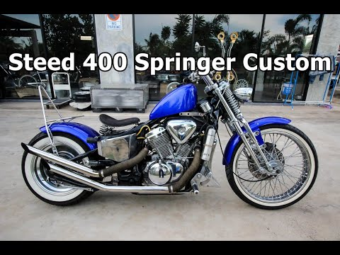 CTW-Riders-:-Honda-Steed-400-S
