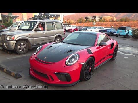 Único Porsche GT3 RS 991.2 con Weissach Package en Chile