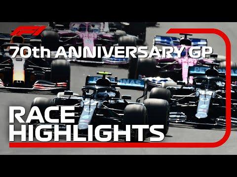 Grand Prix du 70e anniversaire: les meilleurs moments