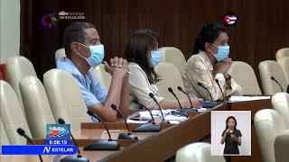 Chequea gobierno de Cuba situación epidemiológica
