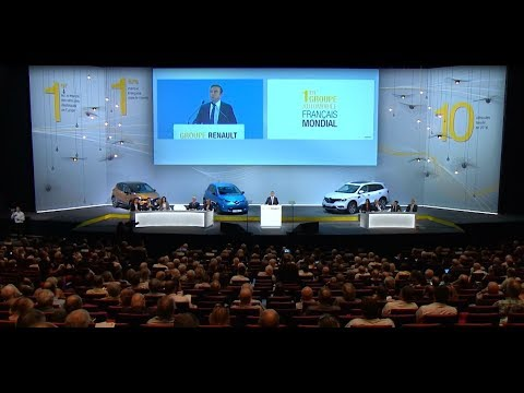 Groupe Renault | 2017 Financial Results | Historic Record
