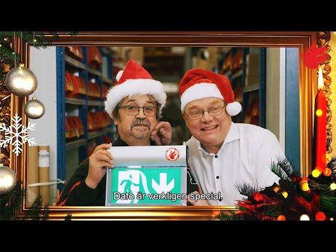 Dafo Julfilm 2018