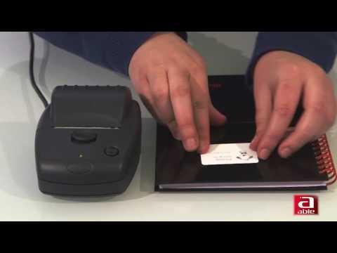 Ap1310LP Printer - Introducing our dedicated label printer