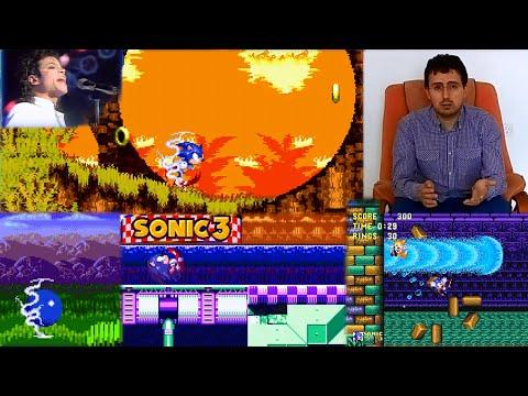 La Meca del Clásico - 11 - Sonic 3 (¿Compuso Jackson su banda sonora? )