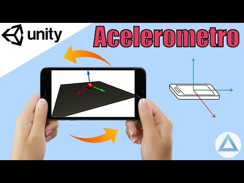 Acelerometro en Unity Tutorial