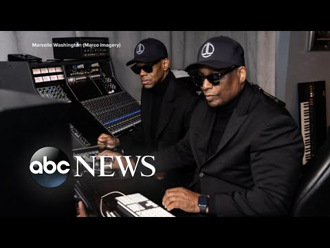 Music producer legends 'Jimmy Jam' and Terry Lewis on legacy and future