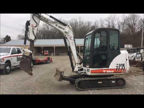 For Sale: 2006 Bobcat 331E