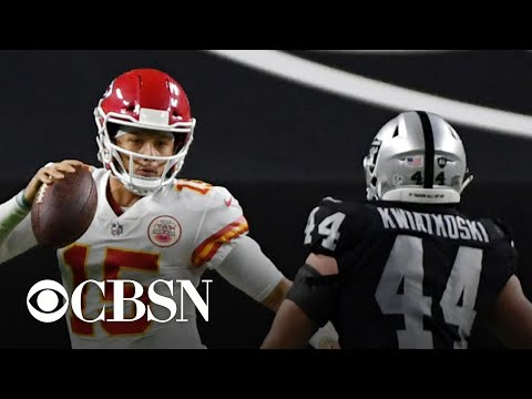 Highlights from week 11 of the 2020 NFL season