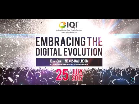 Getting High in the Age of Disruption by Andrew Chow (IQI Global Trailer for KL Convention 2017)