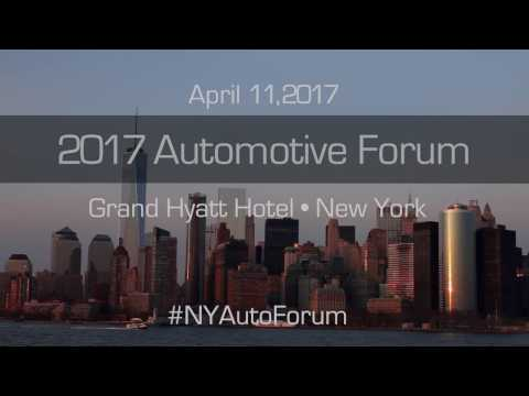 Automotive Forum New York