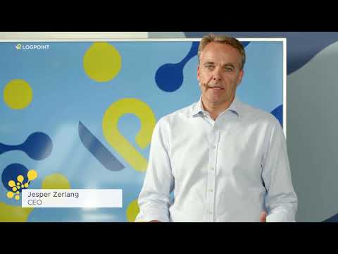 LogPoint Jesper Zerlang, CEO shares his vision of SIEM and cybersecurity - Promo