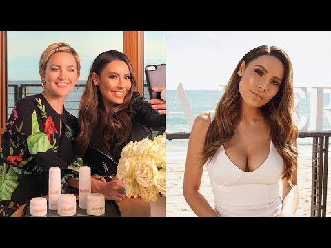 HANGING OUT WITH KATE HUDSON AND LA MER | DESI PERKINS