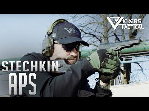 Stechkin Automatic Pistol - APS
