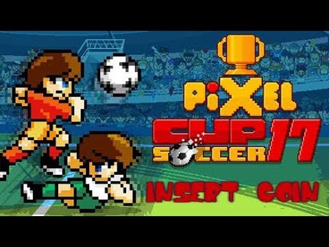 Old School: Pixel Cup Soccer 17 (2016) - PC - Women's World Cup