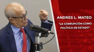 """Andrés L. Mateo sobre compras del Plan Social: """"La corrupción como política de Estado"""""""