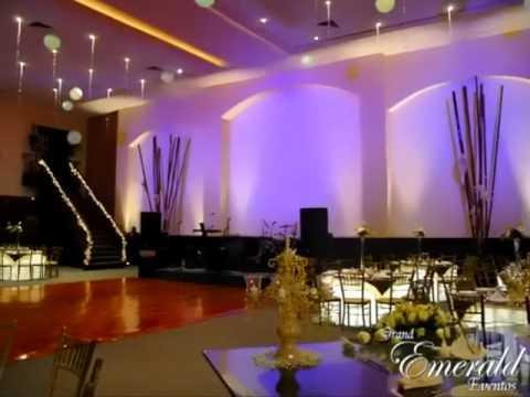 Salones para bodas en Monterrey, Nuevo León - Foto Grand Emerald Eventos