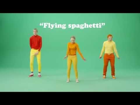 Ota Tutti Frutti -tanssikuviot haltuun!