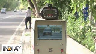 Lockdown 4.0: Delhi Traffic Police begins awareness drive on road safety - INDIATV