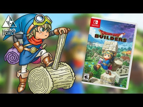 connectYoutube - Dragon Quest Builders Switch Gameplay - Demo Gameplay