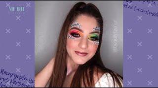 Instagramer: Look de carnaval y look divertido para salir