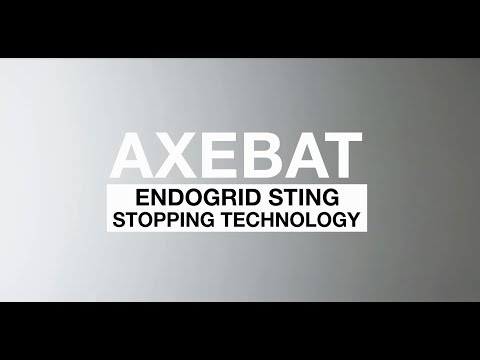 Axe Bat's Endogrid Sting Stopping Handle Technology